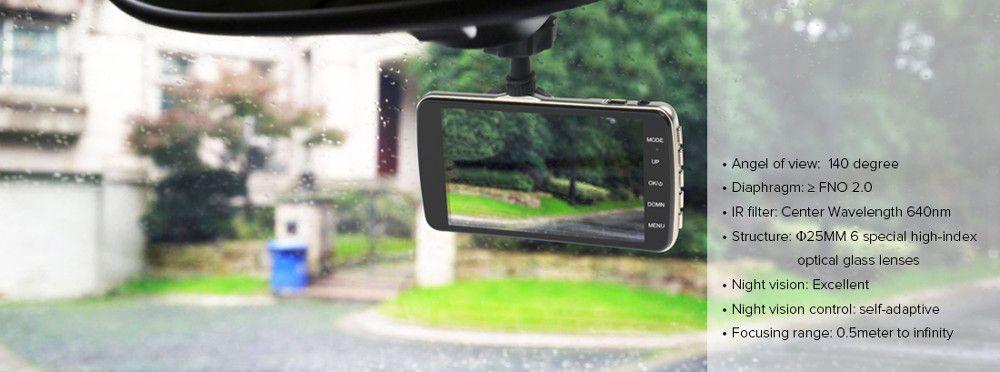 powerseed dash cam hawk video camera car