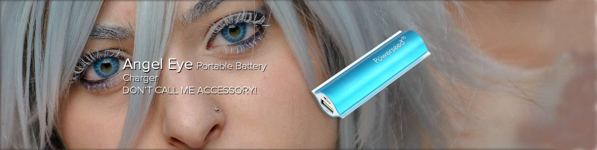 Angel Eye - Powerbank Ultraportatile