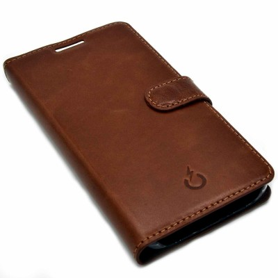 real leather cover - cover vera pelle - powerseed38