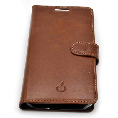 real leather cover - cover vera pelle - powerseed90