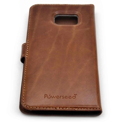 real leather cover - cover vera pelle - powerseed91