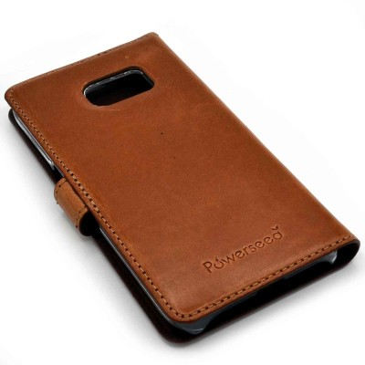 real leather cover - cover vera pelle - powerseed46