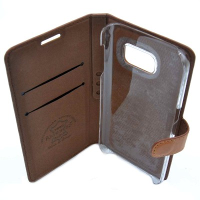 real leather cover - cover vera pelle - powerseed49