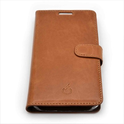 real leather cover - cover vera pelle - powerseed88