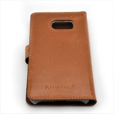 real leather cover - cover vera pelle - powerseed89