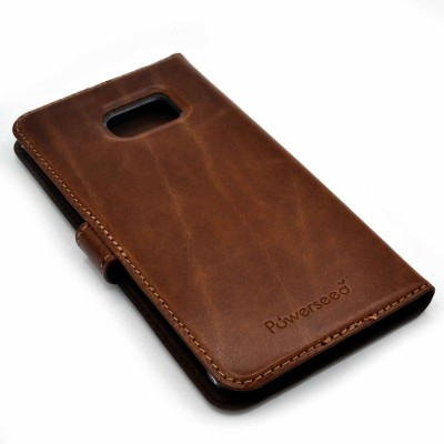 real leather cover - cover vera pelle - powerseed64