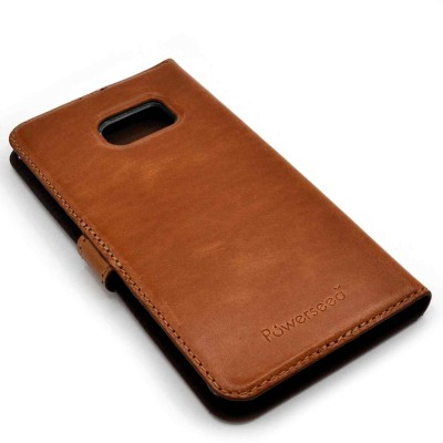 real leather cover - cover vera pelle - powerseed70