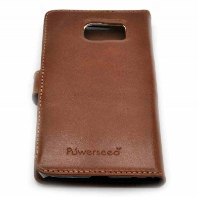 real leather cover - cover vera pelle - powerseed93