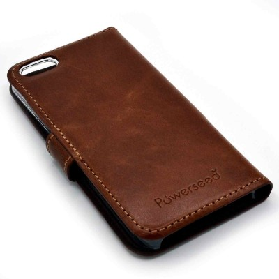 real leather cover - cover vera pelle - powerseed10