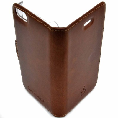 real leather cover - cover vera pelle - powerseed12