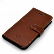 real leather cover - cover vera pelle - powerseed9