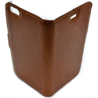 real leather cover - cover vera pelle - powerseed24