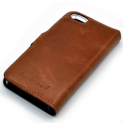 real leather cover - cover vera pelle - powerseed5