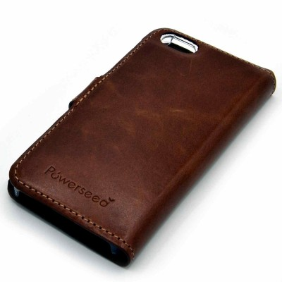 real leather cover - cover vera pelle - powerseed11