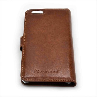 real leather cover - cover vera pelle - powerseed83
