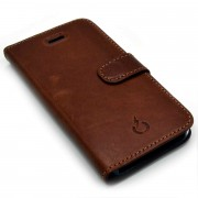 real leather cover - cover vera pelle - powerseed8