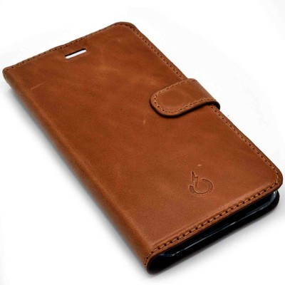 real leather cover - cover vera pelle - powerseed20