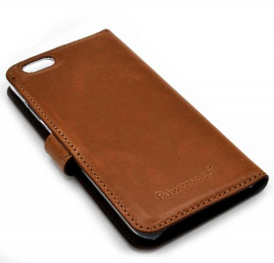 real leather cover - cover vera pelle - powerseed22