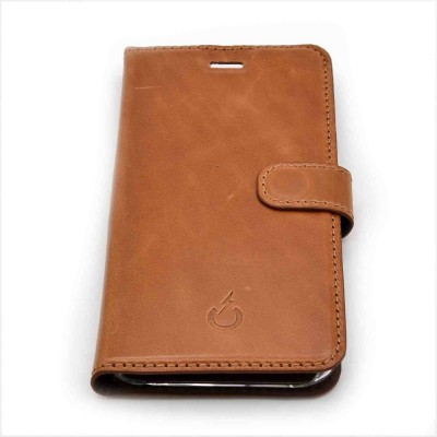 real leather cover - cover vera pelle - powerseed80