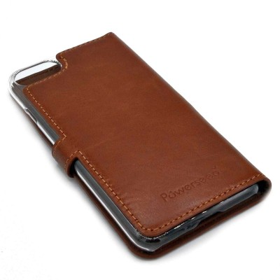 real leather cover - cover vera pelle - powerseed28
