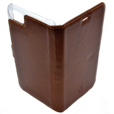 real leather cover - cover vera pelle - powerseed30
