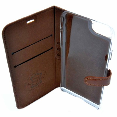 real leather cover - cover vera pelle - powerseed31