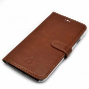 real leather cover - cover vera pelle - powerseed27