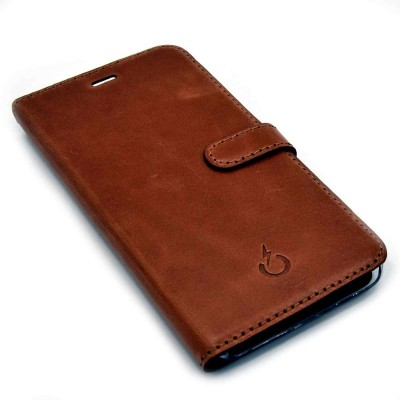 real leather cover - cover vera pelle - powerseed32