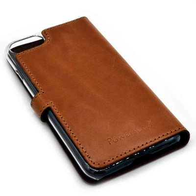 real leather cover - cover vera pelle - powerseed34