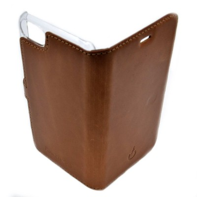 real leather cover - cover vera pelle - powerseed36