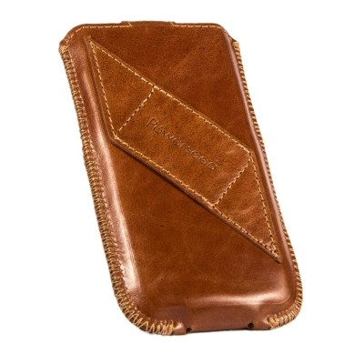 real leather cover - cover vera pelle - powerseed101