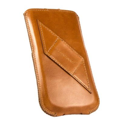 real leather cover - cover vera pelle - powerseed102