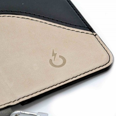 genuine leather cover - cover vera pelle - powerseed30