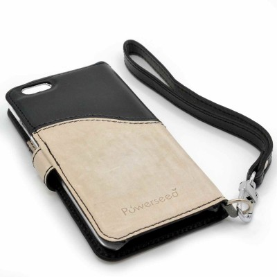 genuine leather cover - cover vera pelle - powerseed11
