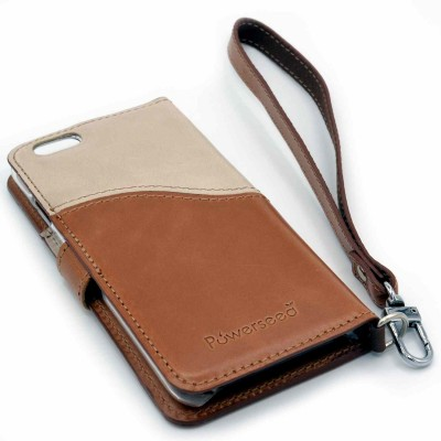 genuine leather cover - cover vera pelle - powerseed12