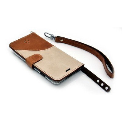 genuine leather cover - cover vera pelle - powerseed4