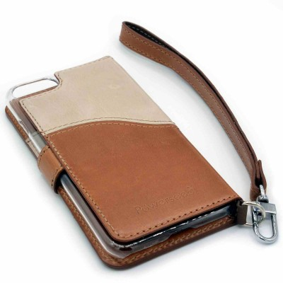 genuine leather cover - cover vera pelle - powerseed13