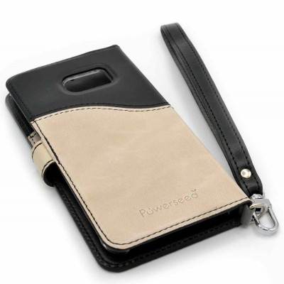 genuine leather cover - cover vera pelle - powerseed16
