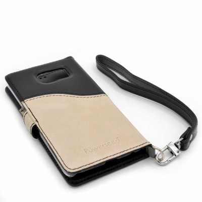 genuine leather cover - cover vera pelle - powerseed14