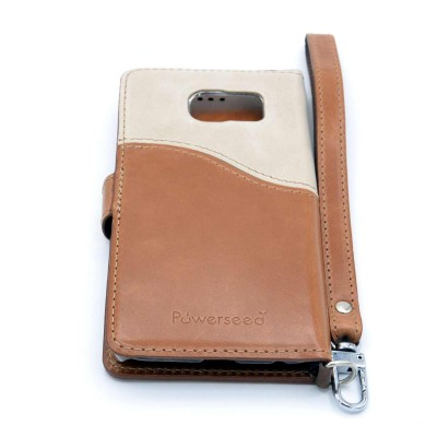 genuine leather cover - cover vera pelle - powerseed117