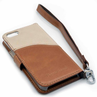genuine leather cover - cover vera pelle - powerseed10