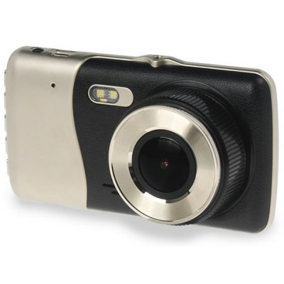 powerseed® hawk dash cam d906 front