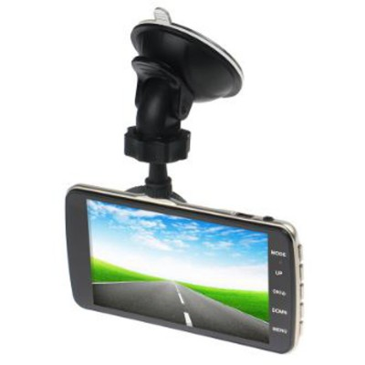 powerseed® hawk dash cam d906 in use