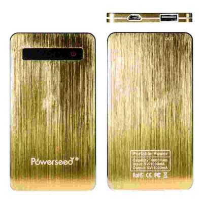 bld-gld-4000 powerseed power bank twin