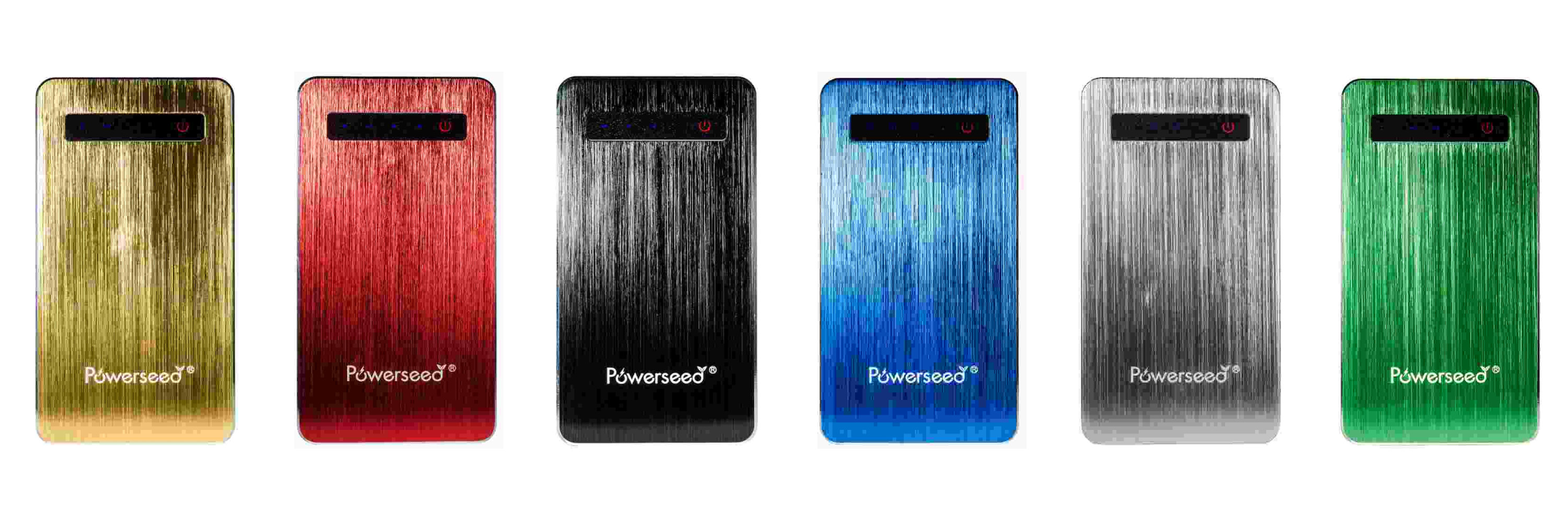 Powerbank Powerseed Blade 4000 mAh