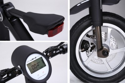 electric folding scooter folding suspensioncruise control